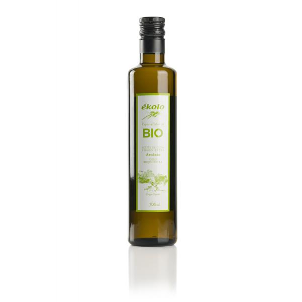 Aceite ARRÓNIZ Ecológico 500ml